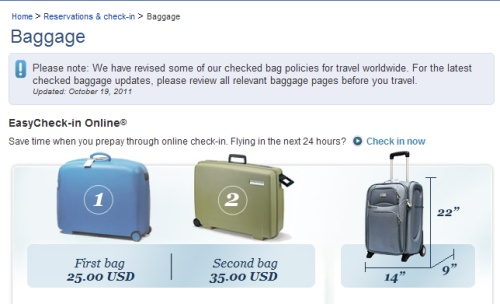 Carry On Baggage Rules Important 204 Trips
